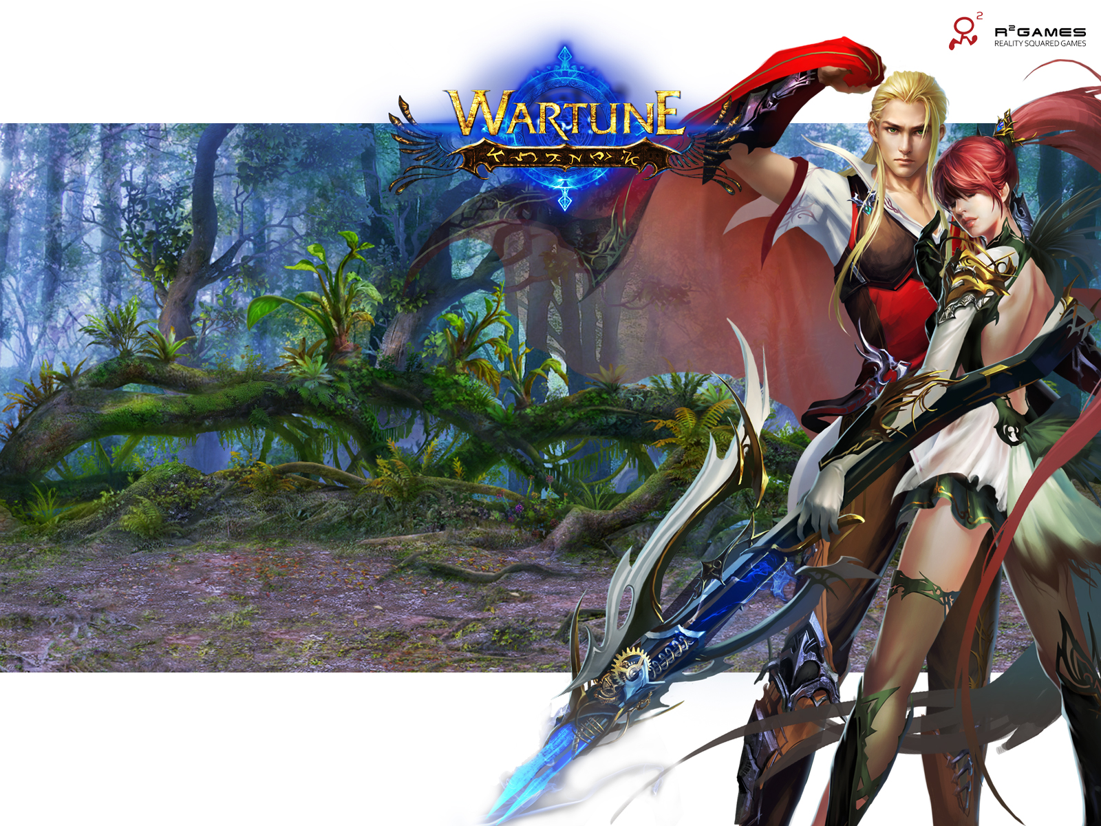 Video Game - Wartune  Video Game MMORPG Wallpaper