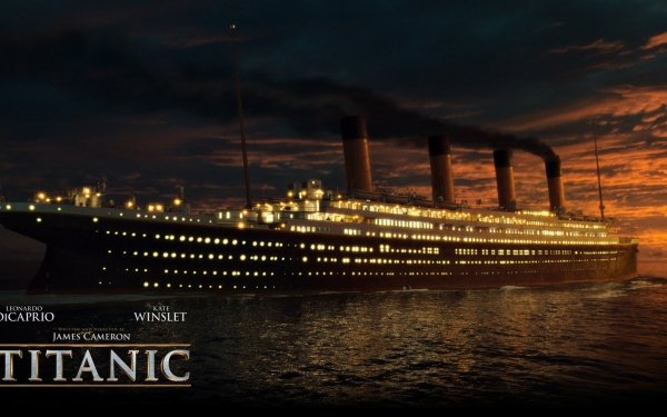 Movie Titanic Ship HD Wallpaper | Background Image