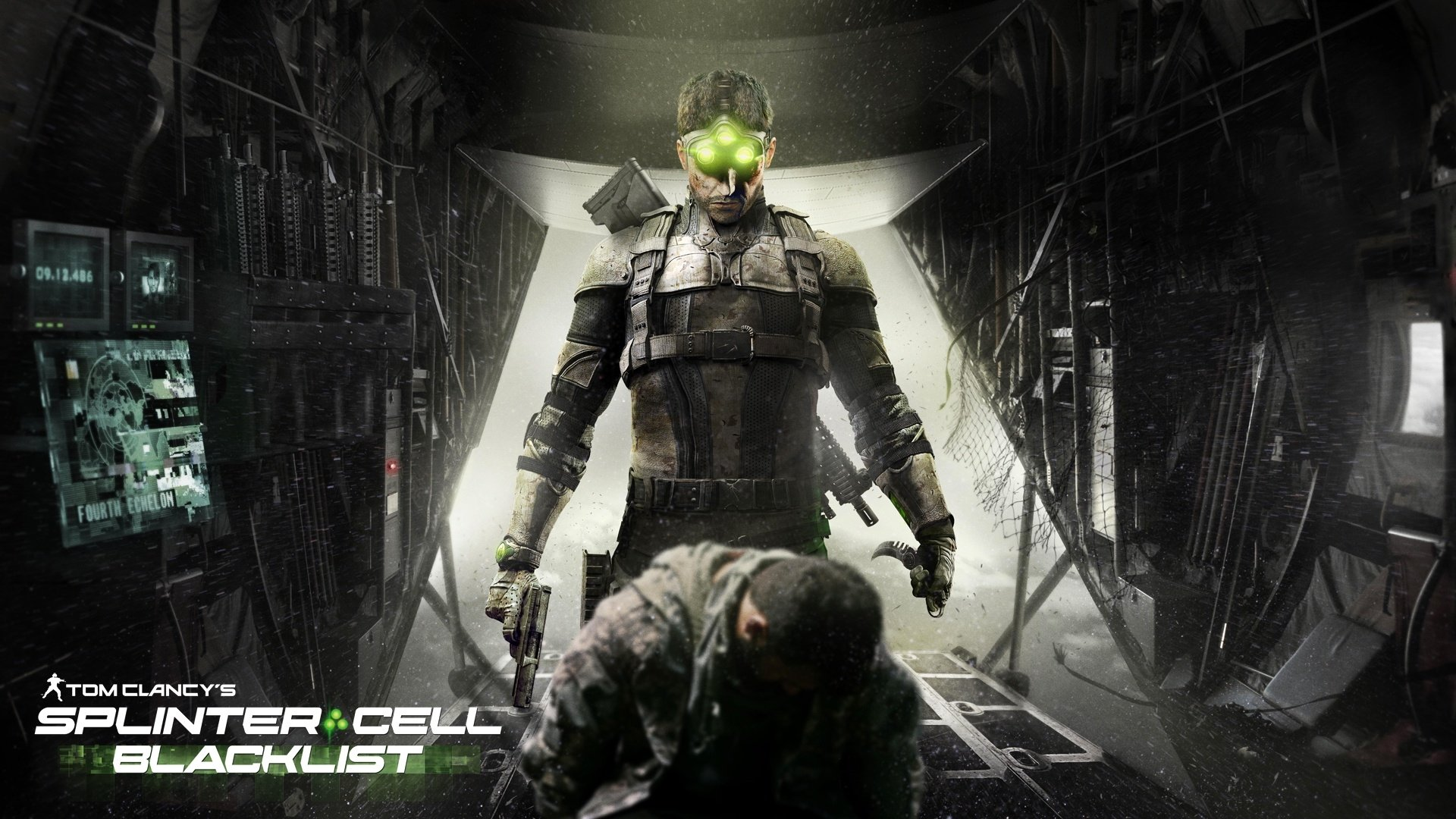 Tom Clancys Splinter Cell Blacklist Fondo De Pantalla Hd