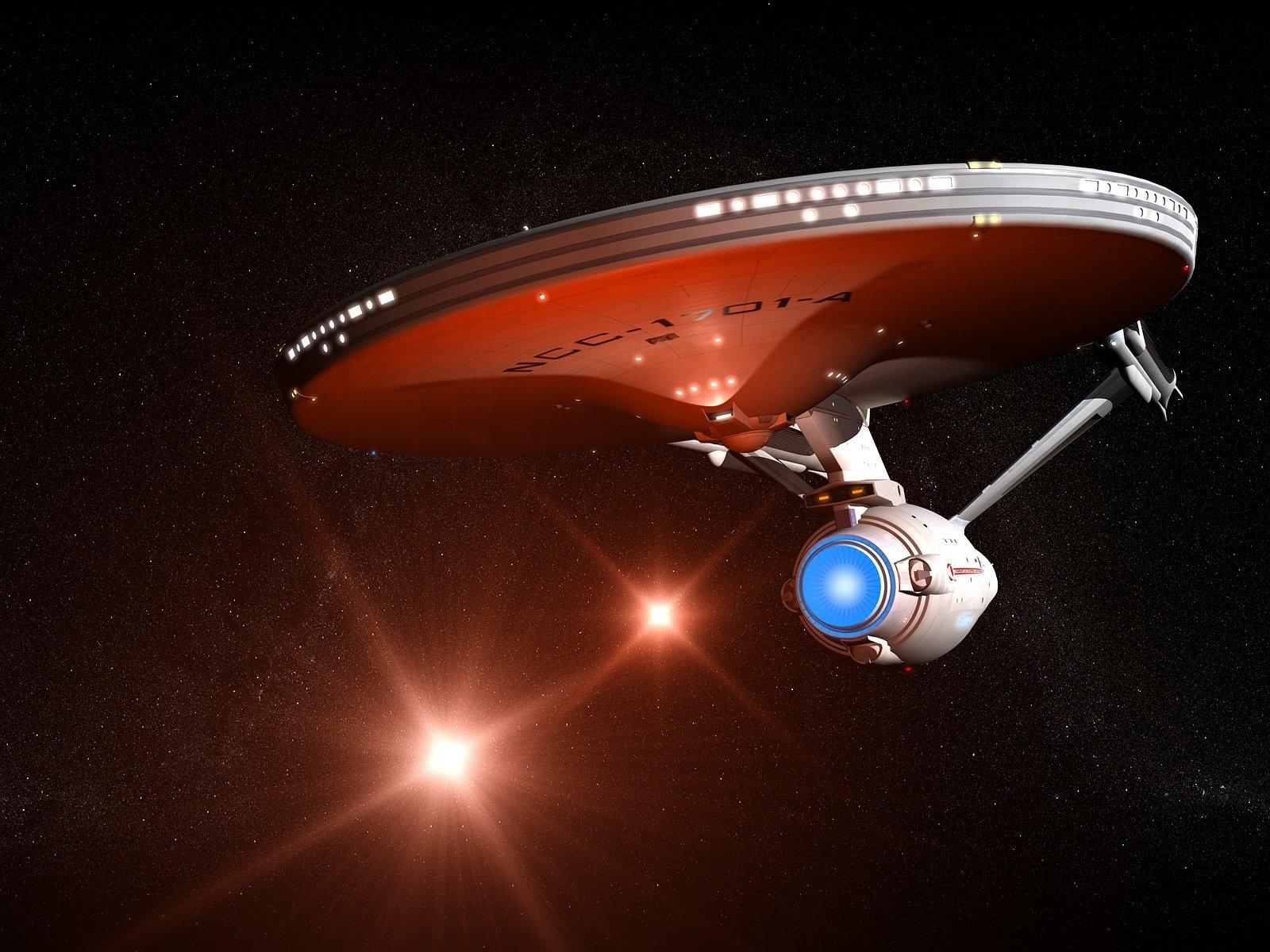 Uss Enterprise Raumschiff