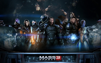Video Game - Mass Effect 3 Wallpapers and Backgrounds ID : 274191