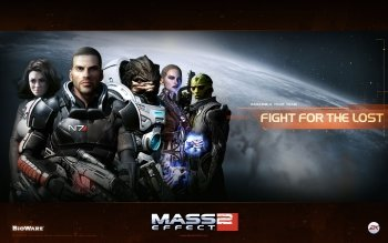 Video Game - Mass Effect 2 Wallpapers and Backgrounds ID : 274413