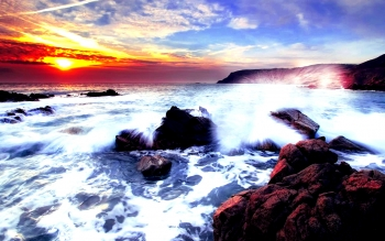 Earth - Ocean Wallpapers and Backgrounds ID : 274523