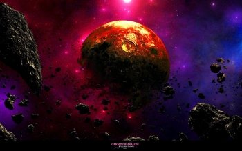 Fantascienza - Planet Wallpapers and Backgrounds ID : 274643