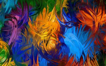 Abstract - Colors Wallpapers and Backgrounds ID : 275021