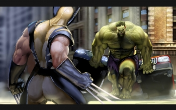 Комиксы - X-men Wallpapers and Backgrounds ID : 27661