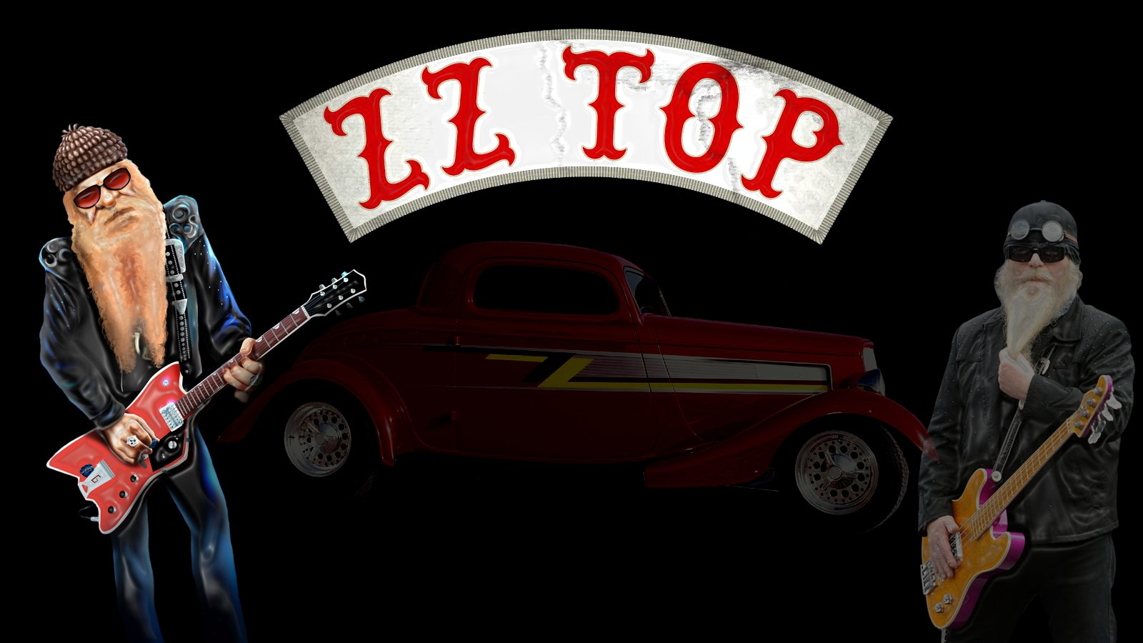 Zz top iphone wallpaper - Hd Wallpaper Background Id 277171