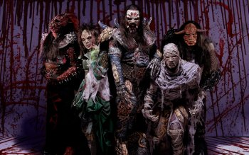 Music - Lordi Wallpapers and Backgrounds ID : 277323