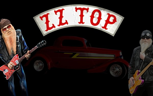 Music ZZ Top Band (Music) United States Rock HD Wallpaper   Background Image