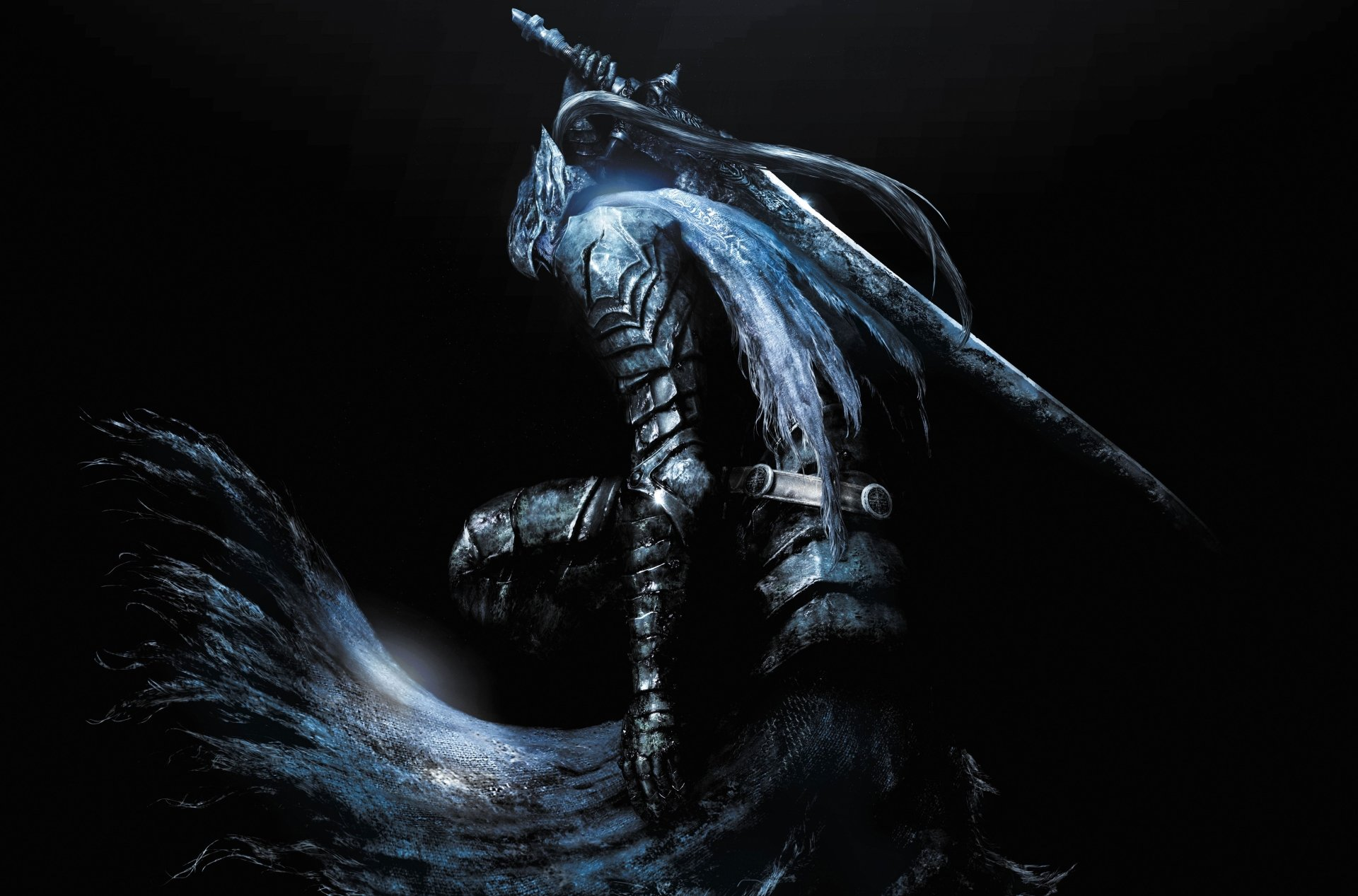 Jeux Vidéo - Dark Souls  The Abyss walker Artorias Of The Abyss Artorias (Dark Souls) Fond d'écran