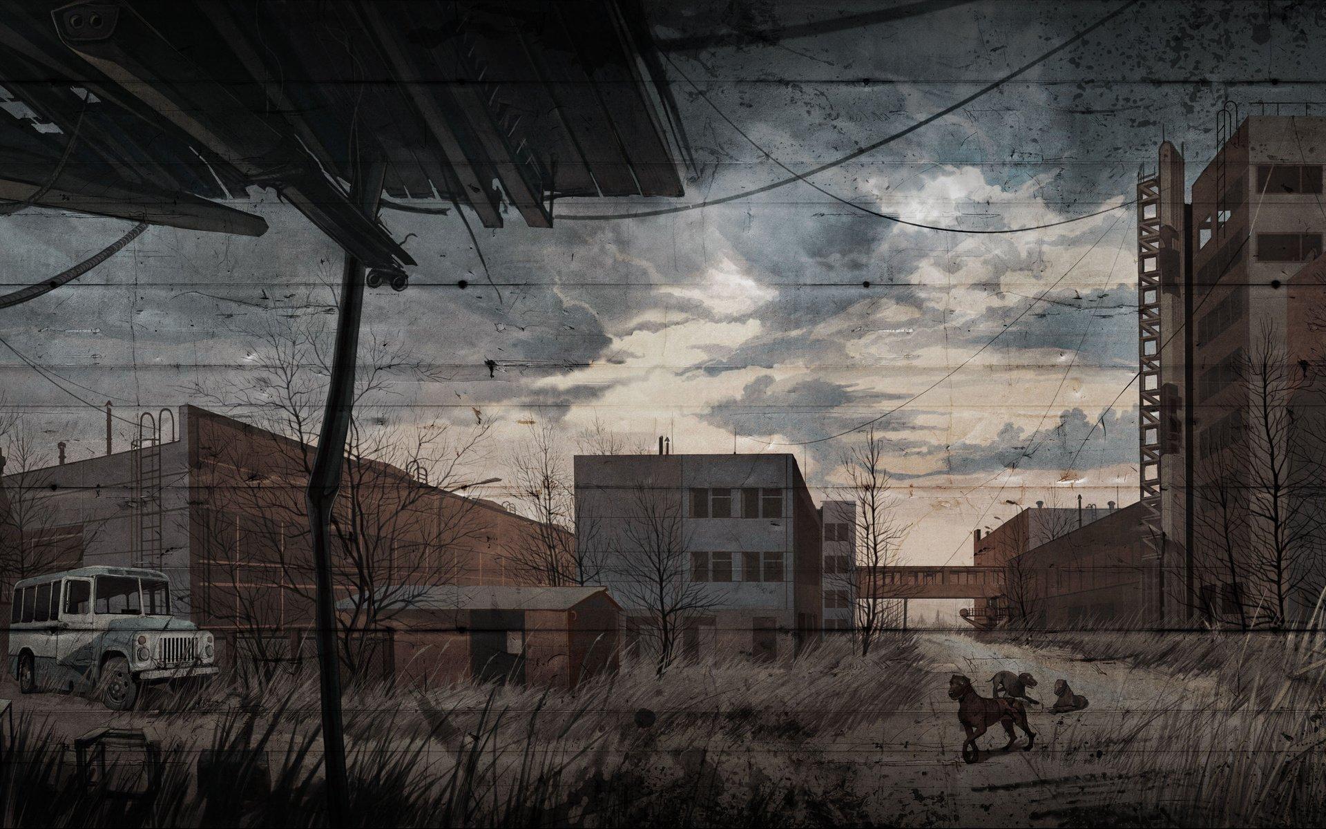 S.T.A.L.K.E.R. HD Wallpaper | Background Image | 1920x1200 ...