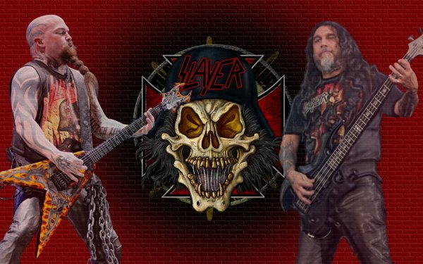 Music Slayer Band (Music) United States Heavy Metal Death Metal Rock HD Wallpaper   Background Image