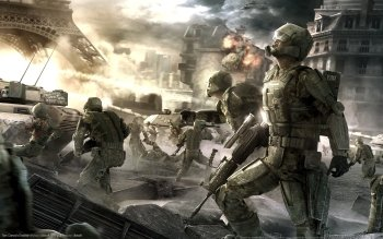 Video Game - Tom Clancy's Endwar Wallpapers and Backgrounds ID : 279173