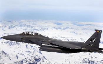 Military - Mcdonnell Douglas F-15e Strike Eagle Wallpapers and Backgrounds ID : 279763