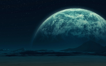 Sci Fi - Planet Rise Wallpapers and Backgrounds ID : 279971