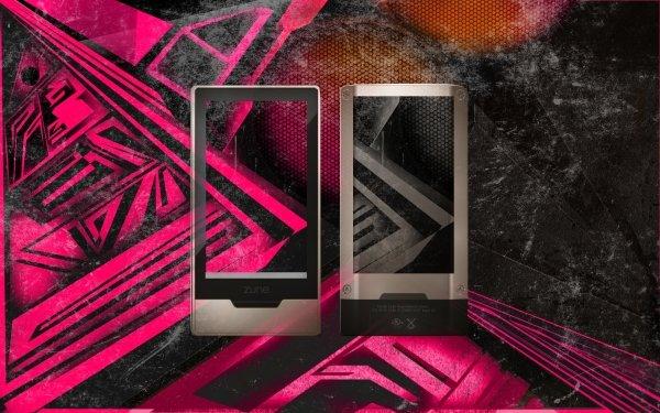 Technology Zune HD Wallpaper   Background Image