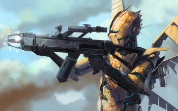Sci Fi - Warrior Wallpapers and Backgrounds ID : 280873