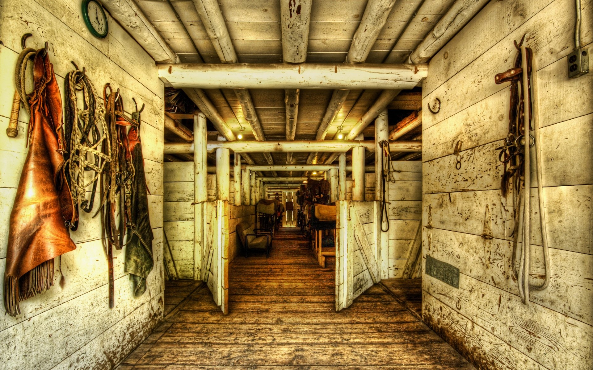 Horse Stable Designs Free
