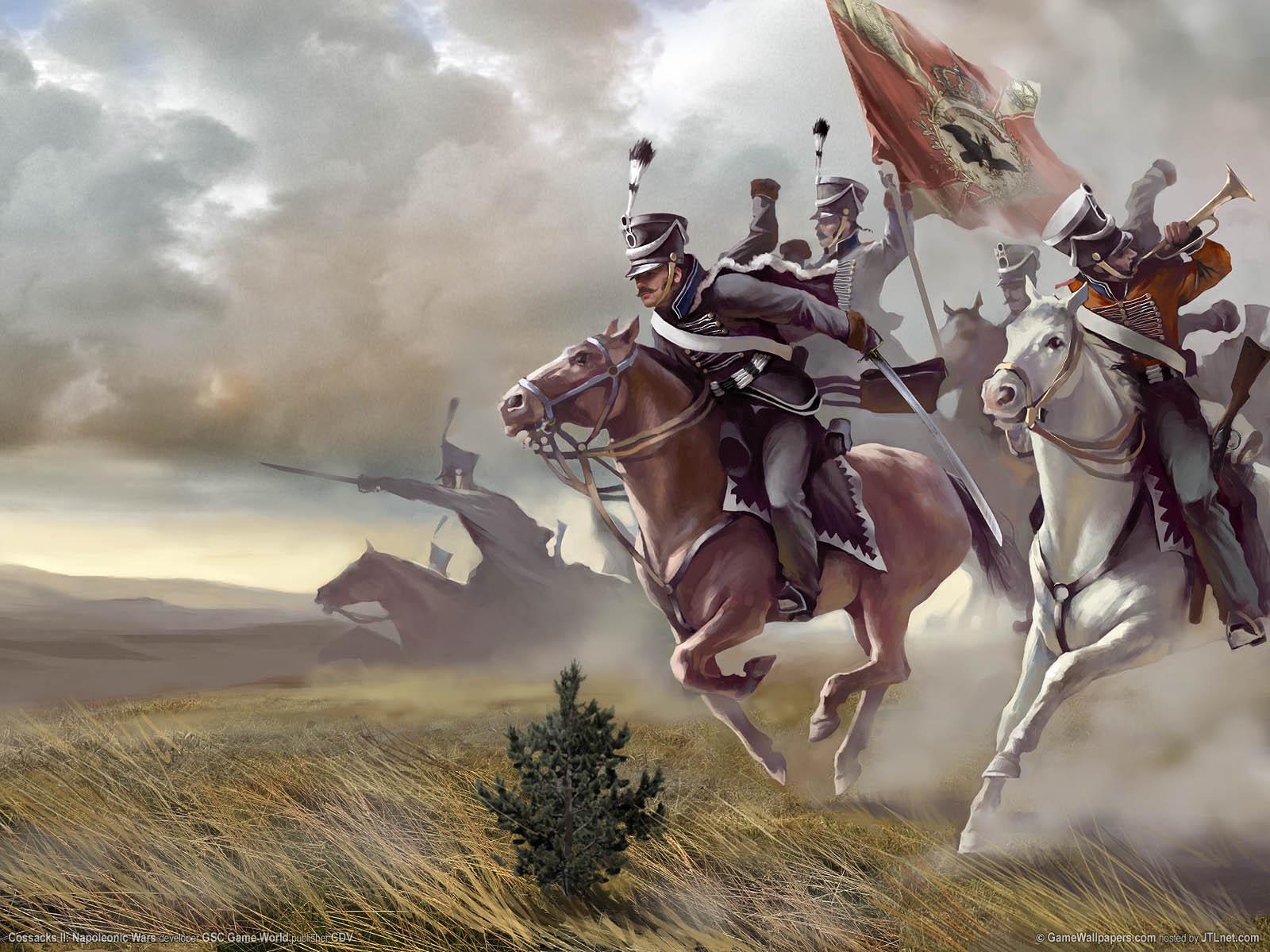 Military - Other  Cossacks II: Napoleonic Wars Wallpaper