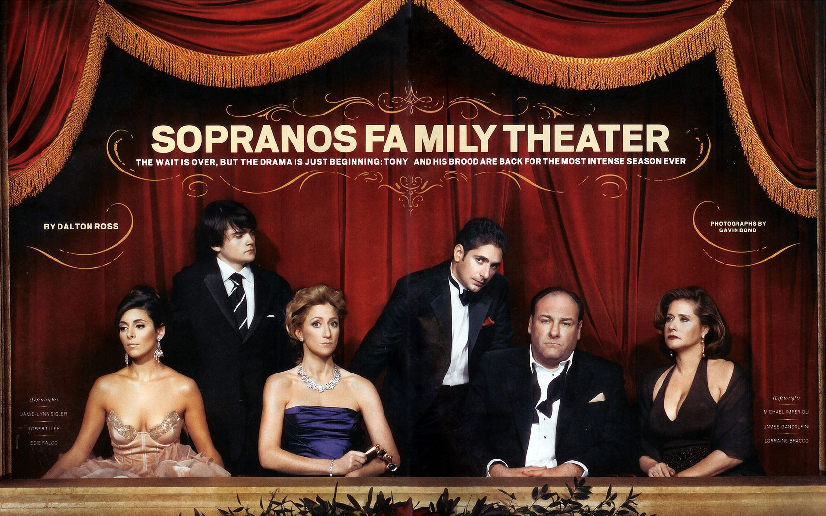 The sopranos wallpaper and background image 1680x1050 - Sopranos wallpaper ...