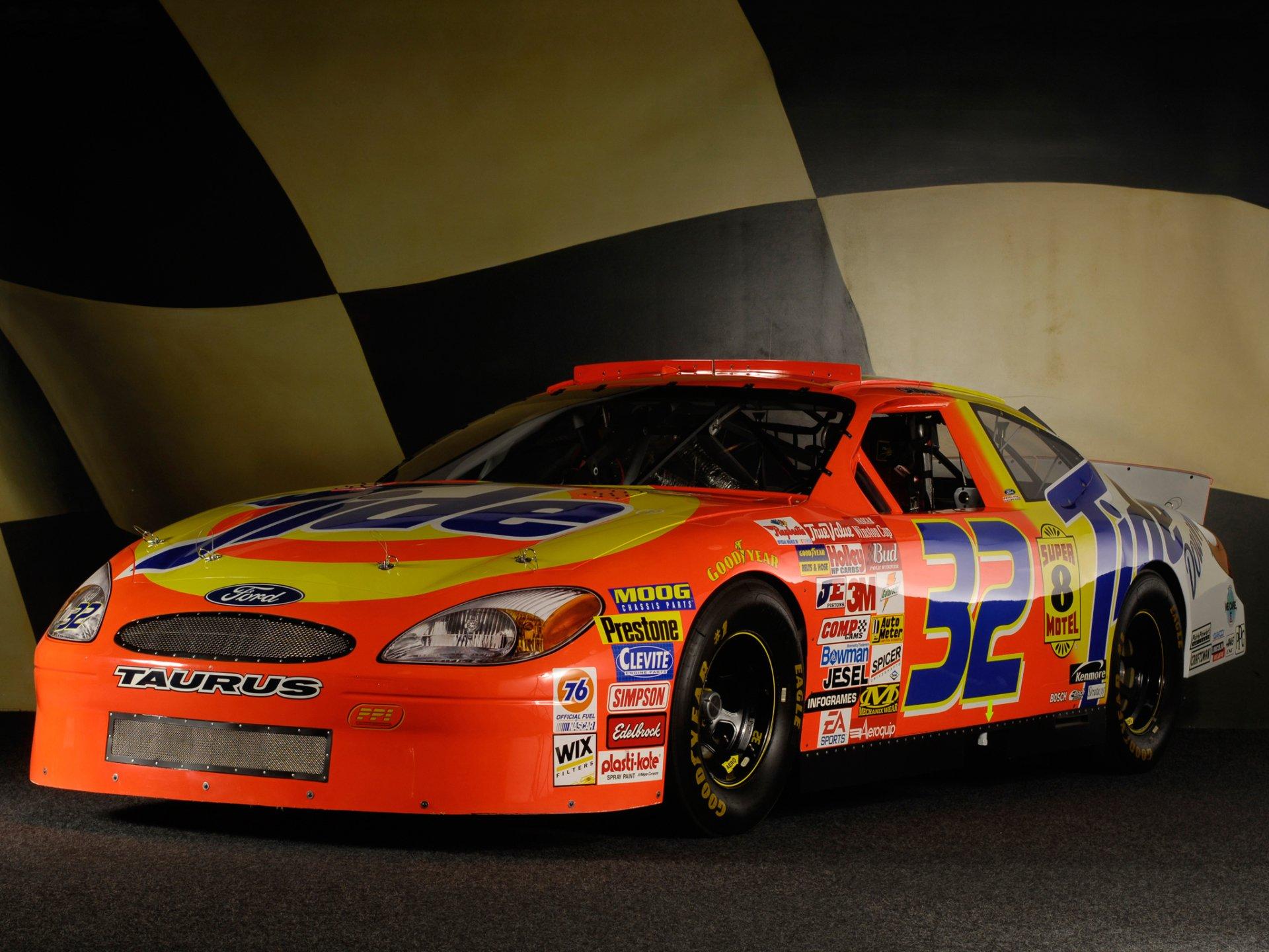 Ford taurus nascar race car 39 1999 hd wallpaper - Nascar wallpaper ...