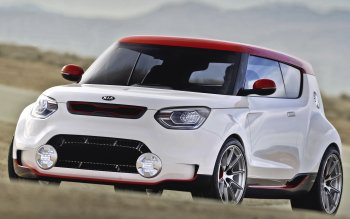 Vehicles - Kia Wallpapers and Backgrounds ID : 282961