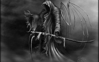 Dark - Grim Reaper Wallpapers and Backgrounds ID : 282973