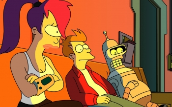 TV Show - Futurama Wallpapers and Backgrounds ID : 28311