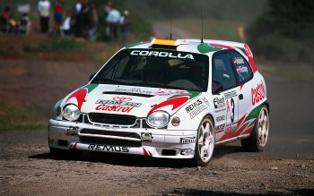 Vehículos - Wrc Racing Wallpapers and Backgrounds ID : 283281