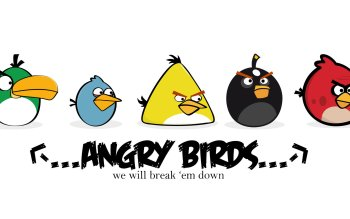 Video Game - Angry Birds Wallpapers and Backgrounds ID : 283653