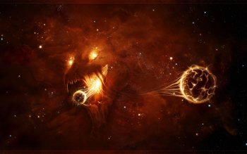 Научная фантастика - Black Hole Wallpapers and Backgrounds ID : 283663