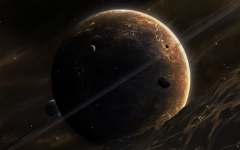 Science-Fiction - Planetscape Wallpapers and Backgrounds ID : 283943
