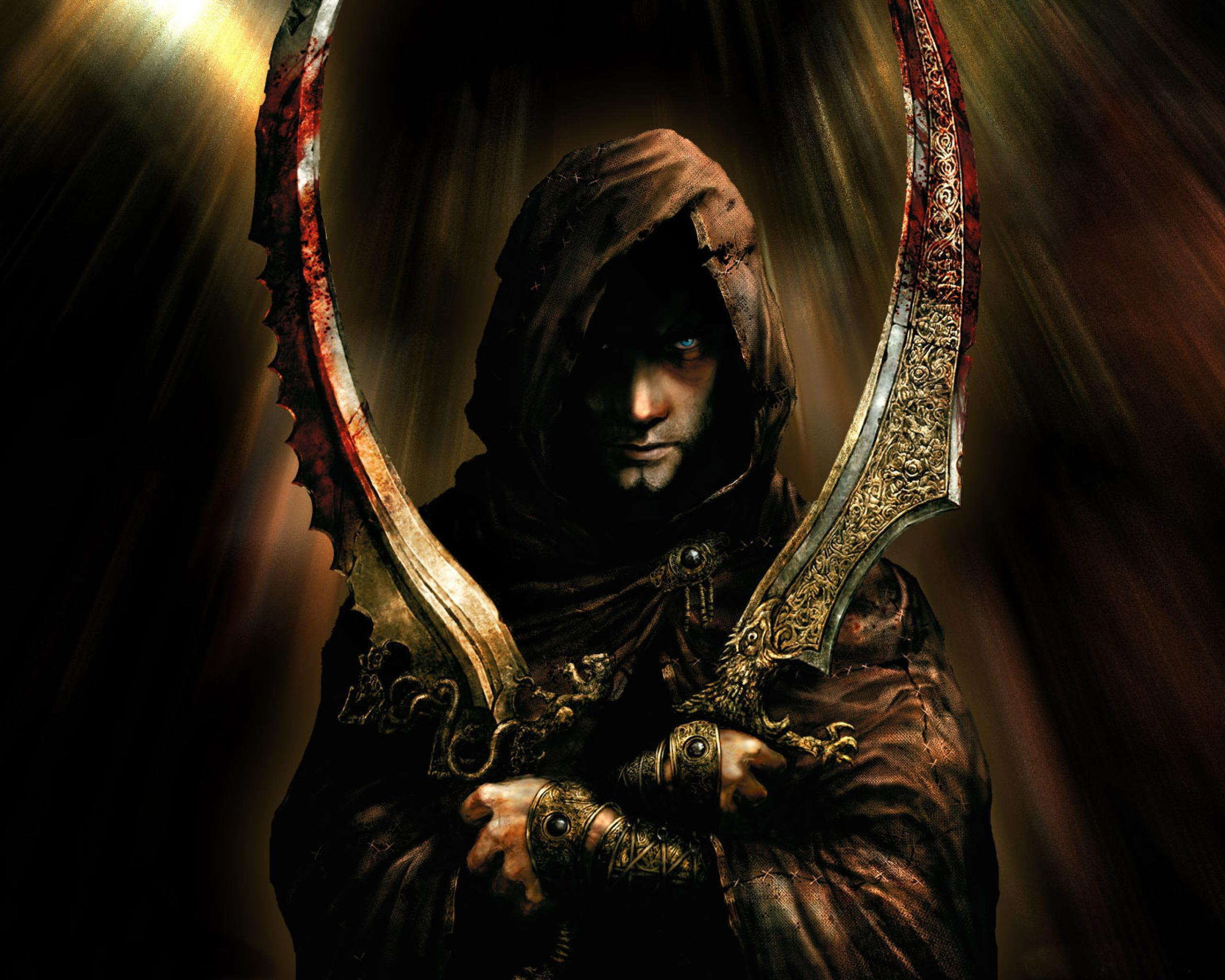 Prince Of Persia Warrior Within Dual Blade Fondo De Pantalla