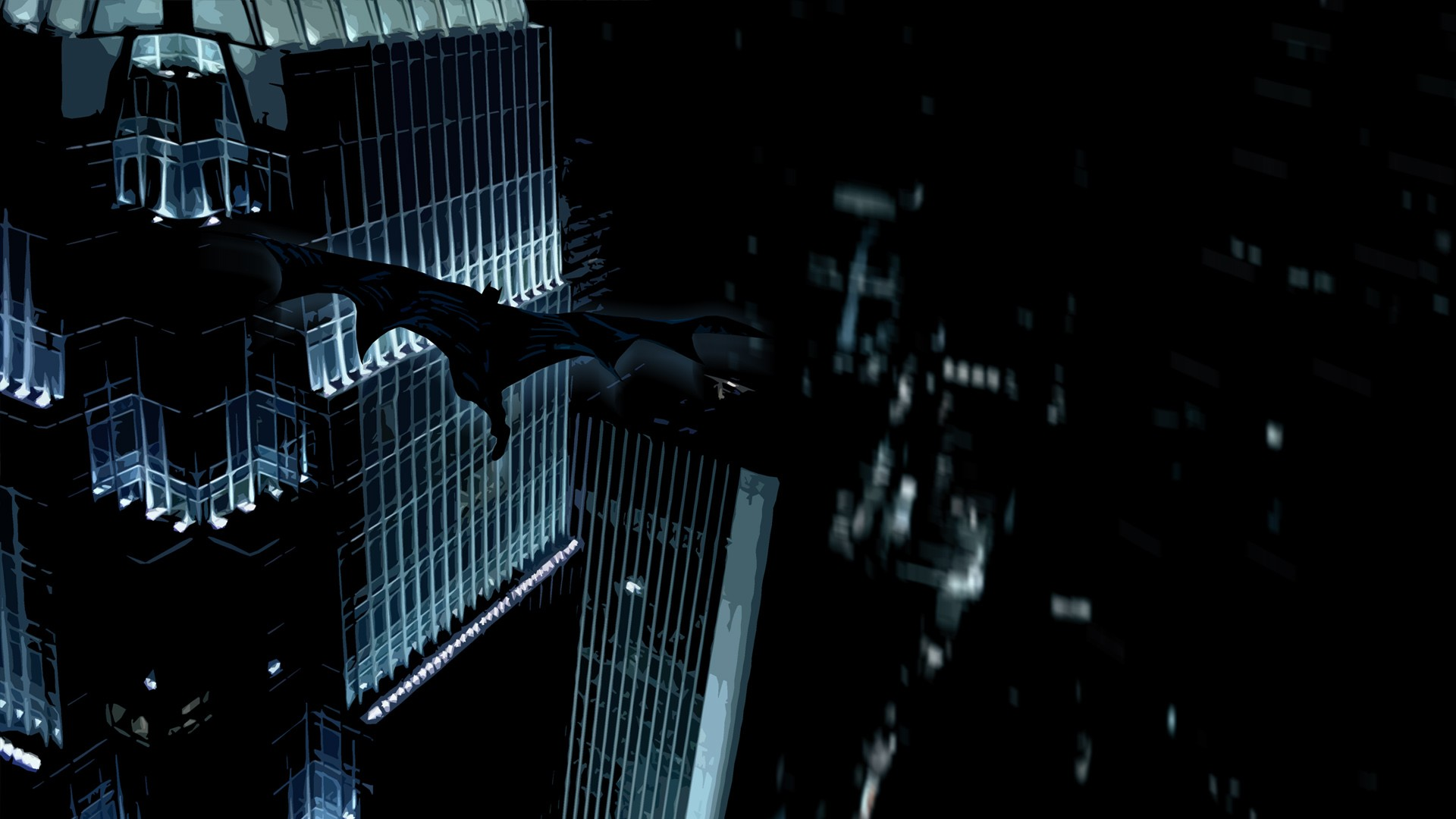 The dark knight rises full hd wallpaper and background for Dark knight rises wall mural