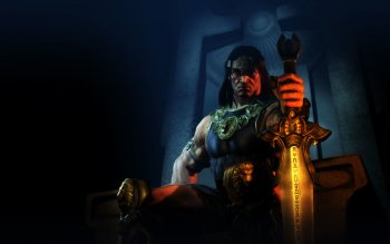 Video Game - Age Of Conan Wallpapers and Backgrounds ID : 284001