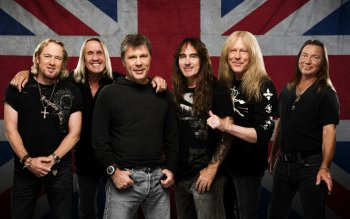Musik - Iron Maiden Wallpapers and Backgrounds ID : 284153