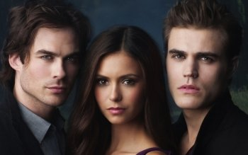 Televisieprogramma - Vampire Diaries Wallpapers and Backgrounds ID : 284171