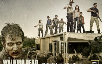 Televisieprogramma - The Walking Dead Wallpapers and Backgrounds ID : 284473