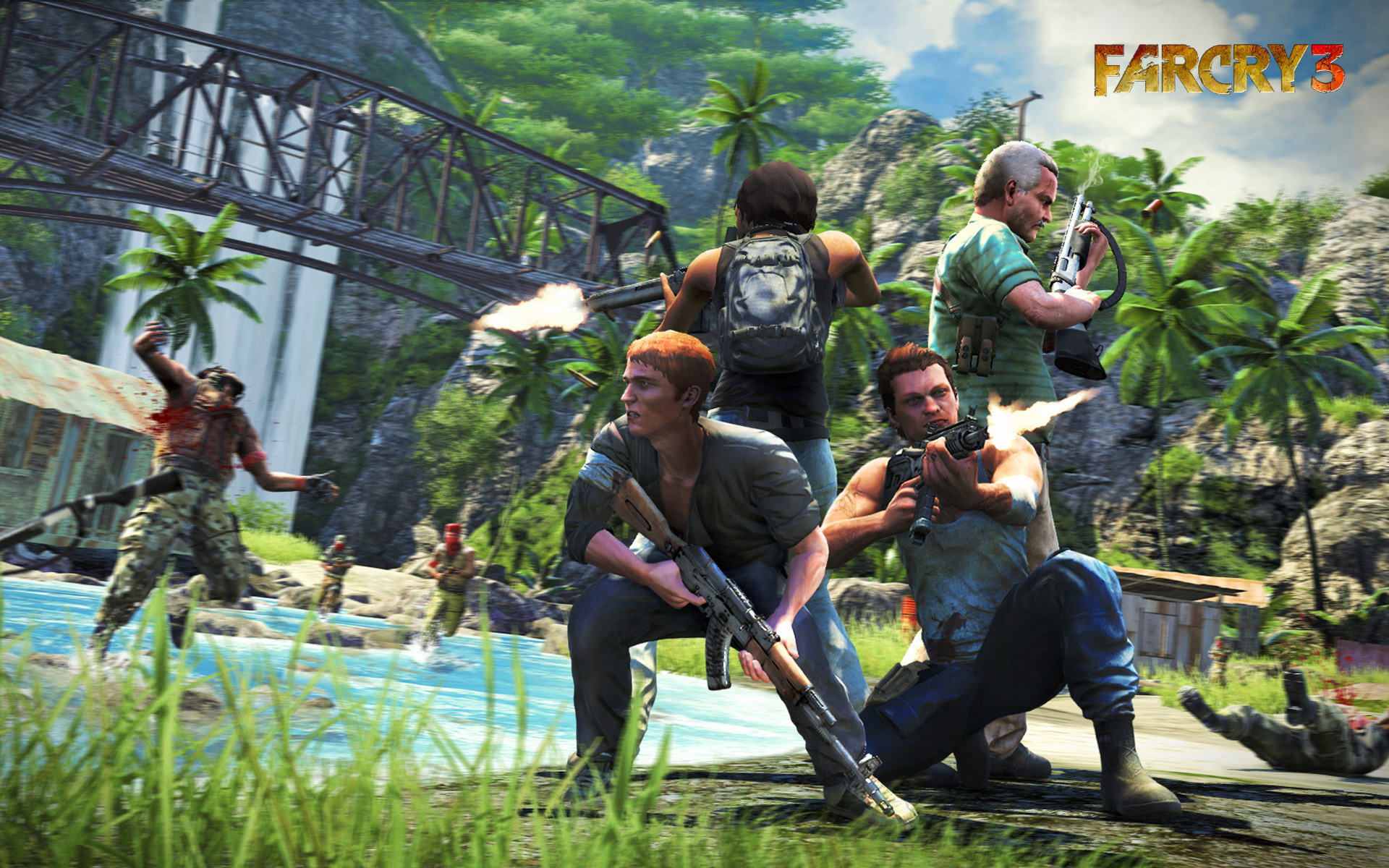 far cry 3 full hd fondo de pantalla and fondo de