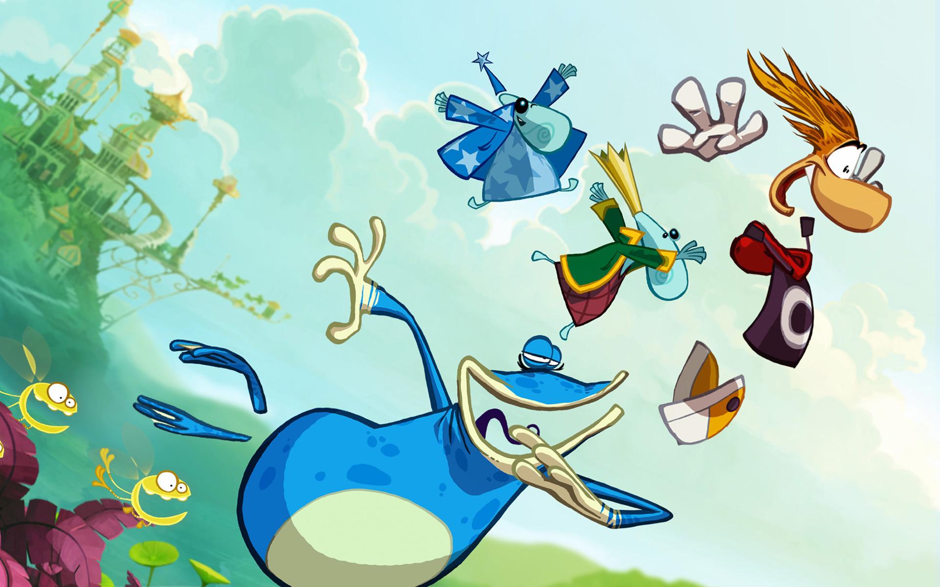 Fond d'écran Rayman