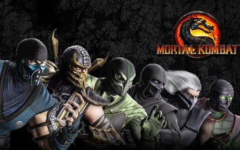 Компьютерная игра - Mortal Kombat Wallpapers and Backgrounds ID : 285121