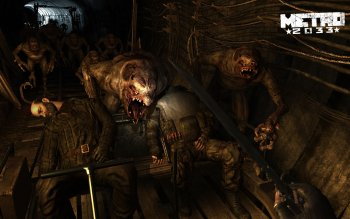 Video Game - Metro 2033 Wallpapers and Backgrounds ID : 285381
