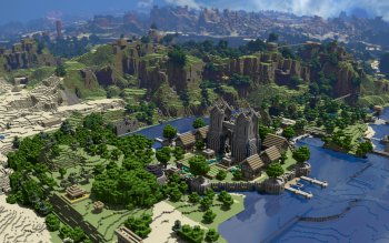 Video Game - Minecraft Wallpapers and Backgrounds ID : 285393