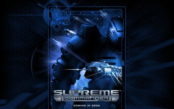 Video Game - Supreme Commander Wallpapers and Backgrounds ID : 285663