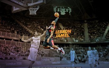Sports - LeBron James Wallpapers and Backgrounds ID : 285861