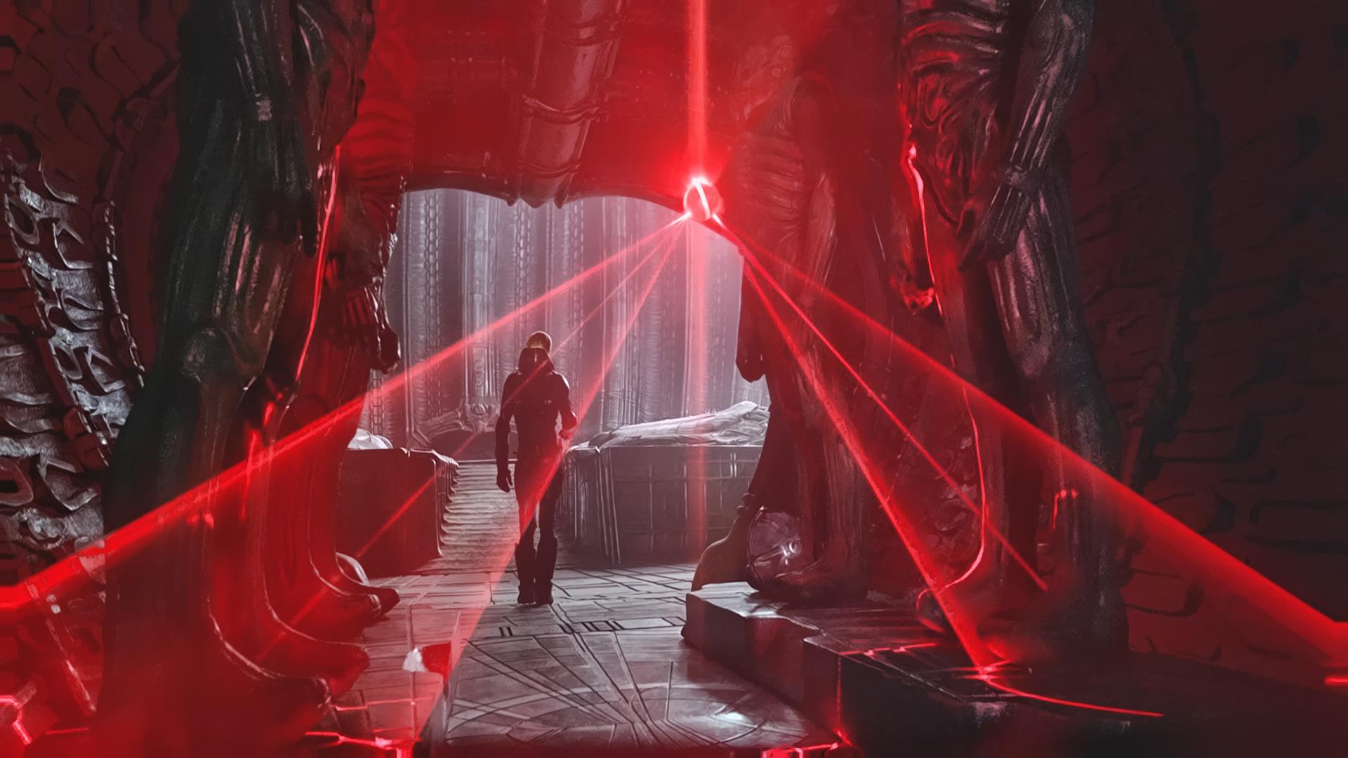 Prometheus: Directored By Ridley Scott Full HD Wallpaper
