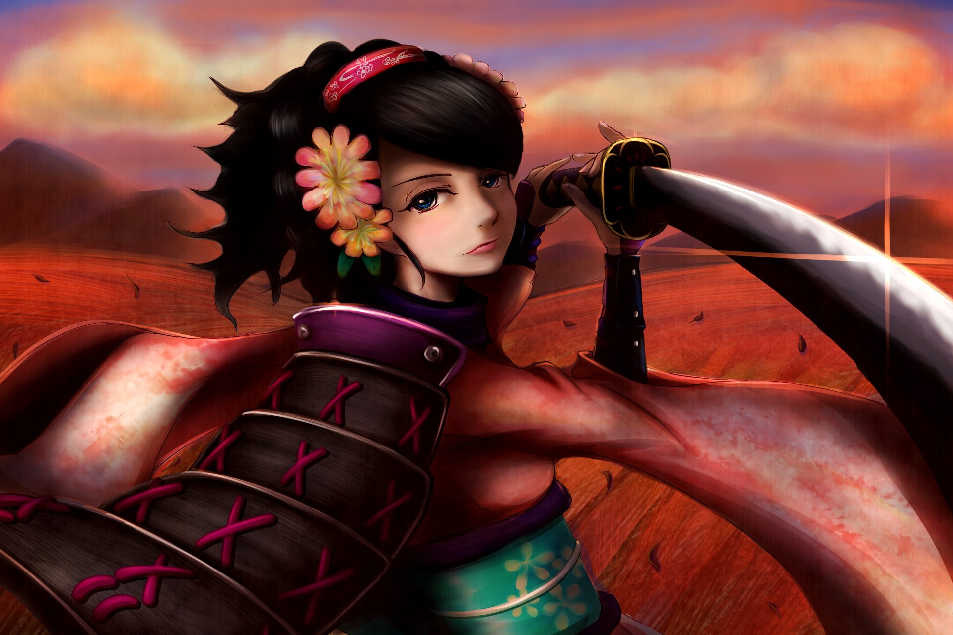 1 Muramasa The Demon Blade Hd Wallpapers Background Images