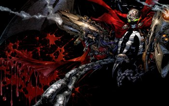 Comics - Spawn Wallpapers and Backgrounds ID : 286143
