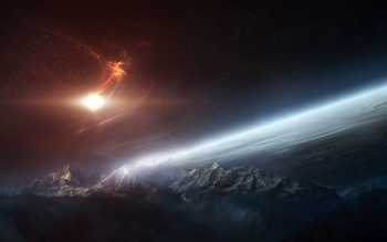 Sci Fi - Planetscape Wallpapers and Backgrounds ID : 286773