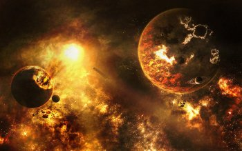 Sci Fi - Explosion Wallpapers and Backgrounds ID : 286853